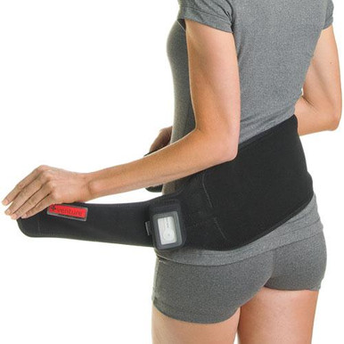+Venture SH-55 Rechargeable Infrared Heat Therapy Back Wrap