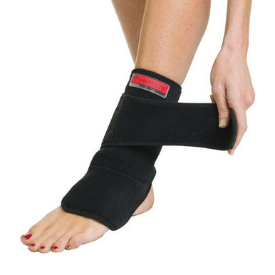 +Venture SH-75 Rechargeable Infrared Heat Therapy Ankle Wrap