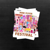 "3"" x4 "" MINI FLYER - NEXT DAY"