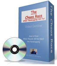 Chaos Race: When Handicapping Fails (CD)