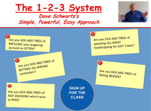 Learn the 1-2-3 System.