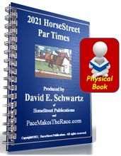 2021 HorseStreet Par Times (Hard Copy)