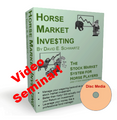 HorseMarket Investing Seminar Video (physical disc)