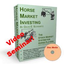 HorseMarket Investing Seminar Video (physical disc)