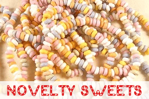 Shop Our Novelty Sweets Range
