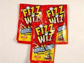 Fizz Wizz Popping Candy x 4