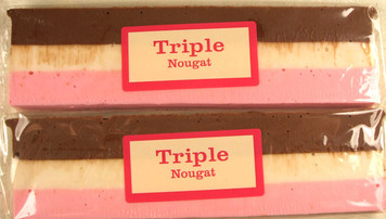 Triple Nougat Bar
