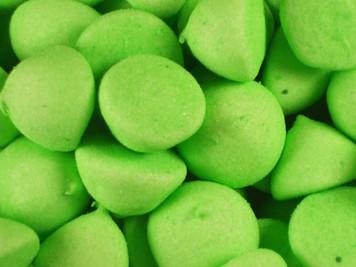 Green Paint Ball Flumps