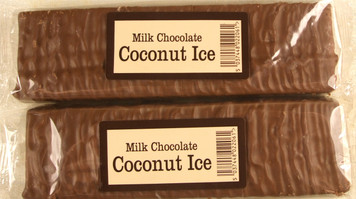 Milk Chocolate Coconut Ice Bar