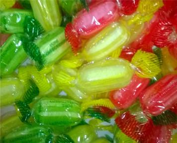 Fruity Sherbets