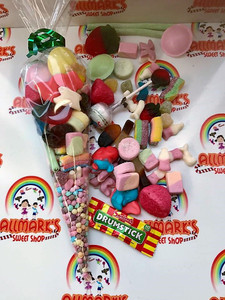 Sweet Cone Bags with Millions