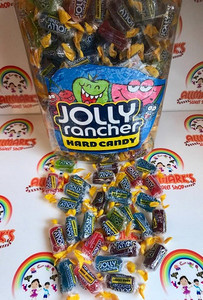 Jolly Rancher Hard Candy Sweets 100g
