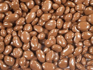 Chocolate Peanuts and Raisins