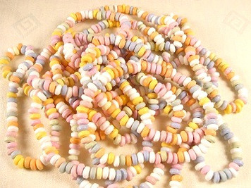 Candy Dolly Necklaces x 10