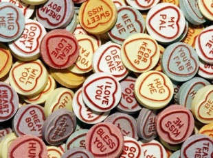 Swizzells Love Hearts