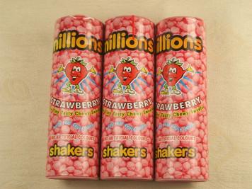 Strawberry Millions Tubes x 1