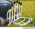 6 Holder Fold-Down