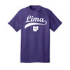 Lima OH - Heather Purple