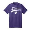 Lima OH - Heather Purple