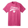 Lima OH - Heather Pink
