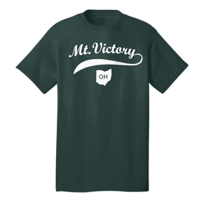Mt. Victory OH - Dark Green
