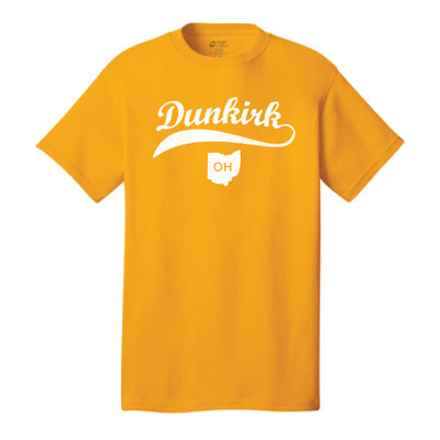Dunkirk OH - Yellow Gold
