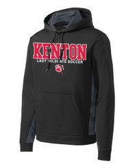 Kenton Lady Wildcats Soccer Performance Hoodie