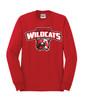 Kenton Wildcats Long Sleeve Tee!