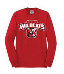 Kenton Wildcats Long Sleeve Tee!