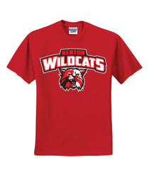 KES Kenton Wildcat T-shirts