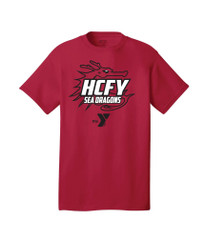 HCFY Sea Dragons 2019 Team T-shirt