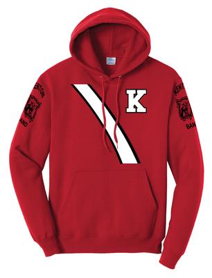 Kenton Band Uniform Hoodie