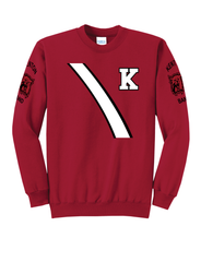 Kenton Band Uniform Crew Sweatshirt