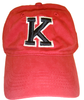 Kenton Baseball Hats - Red