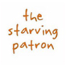 The Starving Patron Logo