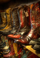 Vintage Cowboy Boots | Dave Wilson