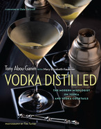 Vodka Distilled   - E-book ONLY available