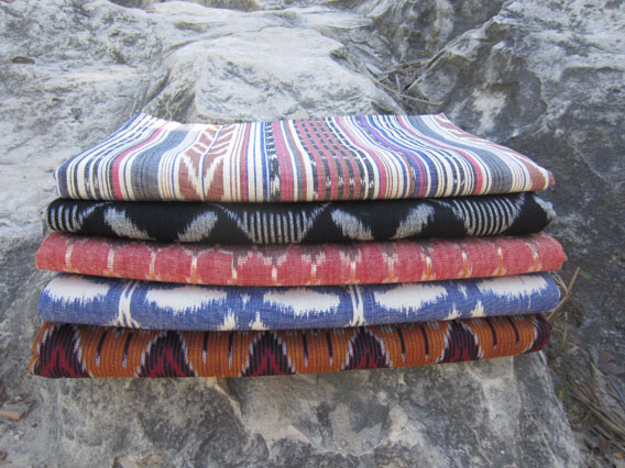 Single Ikat Bed Covers