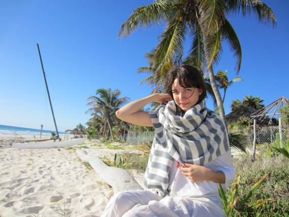 Turkish Beach Shawls