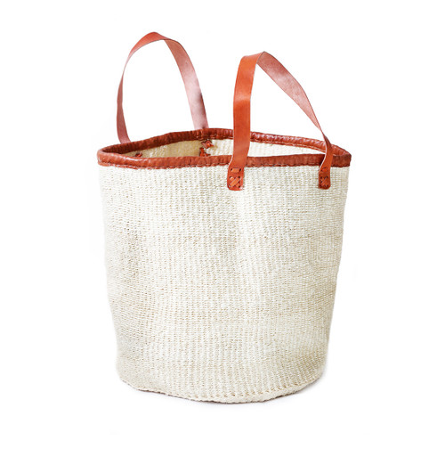 Sisal Market Tote - Natural.         Price includes shipping!