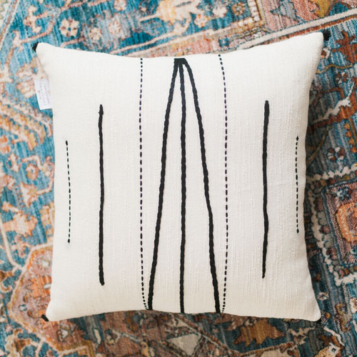 Tunisian Cushion Cover - Carthage.  Price Includes Shipping!
