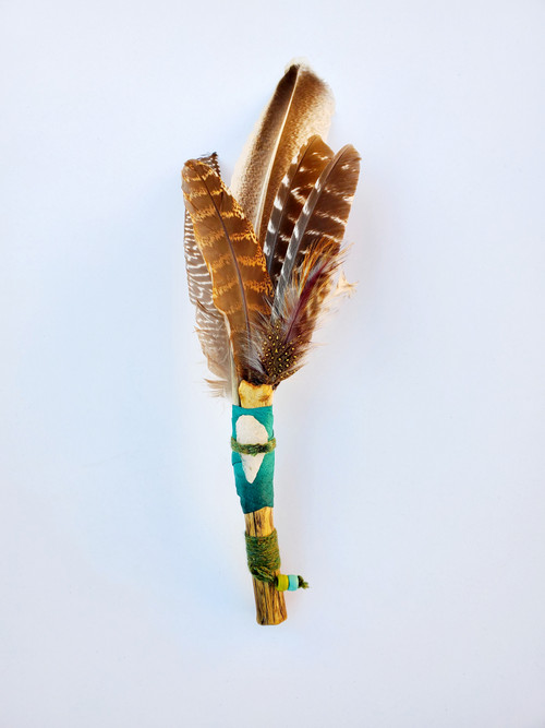 Smudge Wand - 8  Free Shipping!