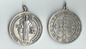 LG Saint Benedict Door/Wall Medal