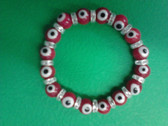 Eye of God Bead bracelet