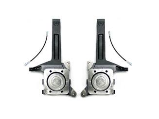 "MAXTRAC - MAX PRO 2007-16 TOYOTA TUNDRA 2WD 3.5"" LIFT SPINDLES: 706735"
