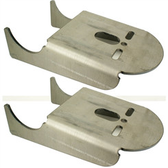 Behind The Axle Mounts Lower: 01-6004L
