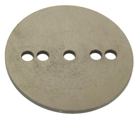 "Bag Plate 4.25"" Lower: 01-0000-425L"