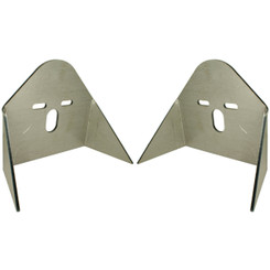 Over Axel Upper Bag Brackets: 01-6003U