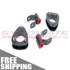 "MAXTRAC - 2004-13 Ford F150 2/4WD 3"" Lift Kit: MP883132"