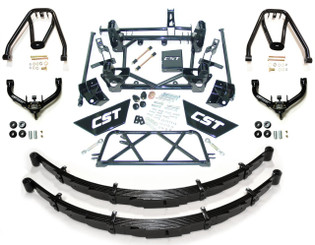 "CST - 2001-10 GM 15/25/3500HD SUV 2/4WD 9-11""  LIFT KIT W/ LEAFS, DUAL HOOPS & UCA'S: CSK-C23-22"